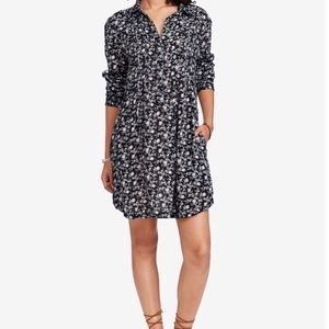 Denim & supply Ralph Lauren floral shirt dress